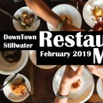 Downtown Stillwater Restaurant Month - February 2019