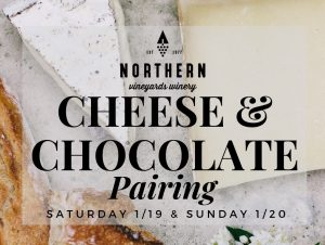 Cheese & Chocolate Pairing