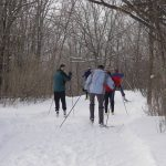 Full Moon Ski at Lake Elmo Park Reserve