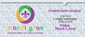 5th Annual Mardi Gras Benefit