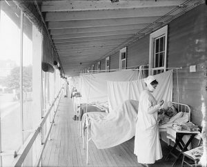 """A Century After the Flu Pandemic"" with Kurt Leichtle"