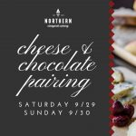 Premium Cheese & Chocolate Tasting
