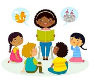 Book Buddies Read Aloud (Grades K-2)