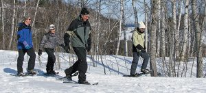Learn to Snowshoe! (Ages 8 to adult)