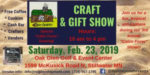 Stillwater Cabin Fever Craft Show