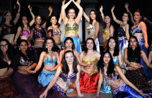 $1 Belly Dance Class
