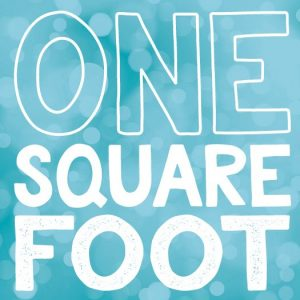 One Square Foot Fundraiser