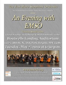 An Evening with the East Metro Symphony Orchestra