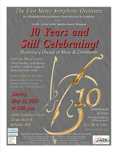 10 Years and Still Celebrating! Honoring a Decade of Music and Community