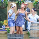 Northern Vineyards Grape Stomp