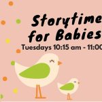 Baby Storytime: Stillwater Public Library