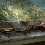 Argentine Grill - Theme Dinner at Outing Lodge