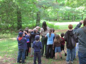 Kids, Birds and Binoculars
