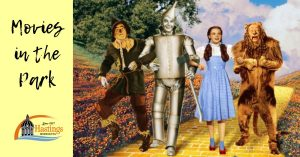 Movie in the Park- The Wizard of Oz
