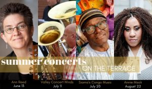 Summer Concerts on the Terrace