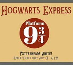 Potterheads Unite! (Adults)