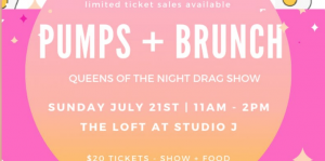 Pumps + Brunch!