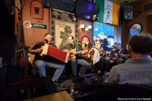 Live Irish Music: Bedlam at Charlie's Irish Pub
