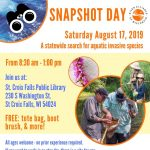Snapshot Day Volunteer Opportunity
