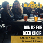 Beer Choir!