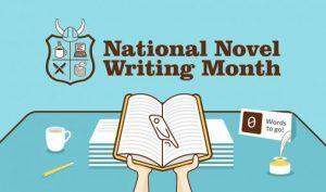 Come Write In! NaNoWriMo Write-Ins