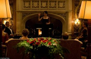 Downton Abbey Christmas Dinner - Dec 7th