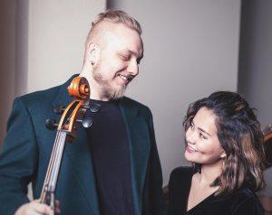 "Coffee Concert: DUO IHANA presents ""Folk Music of Classical Composers"""