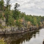 Fall Foliage Hike - Sandstone Bluffs Trail