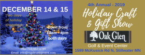 Stillwater Holiday Craft & Gift Show - 4th Ann...
