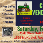 Stillwater Cabin Fever Craft & Vendor Show