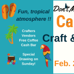Cabin Fever Craft & Vendor Show - Hudson