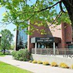 UWRF Chalmer Davee Library
