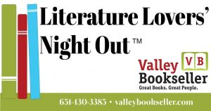 CANCELED: Literature Lovers' Night Out™