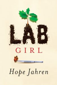 LAB GIRL Book Discussion