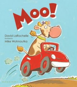 March MOO-stery Month Celebration featuring author...