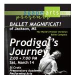 Ballet Magnificat! Prodigal's Journey