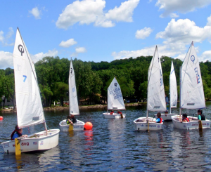 Youth Learn to Sail Summer Camps
