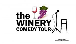 the Winery Comedy Tour at Saint Croix Vineyards!