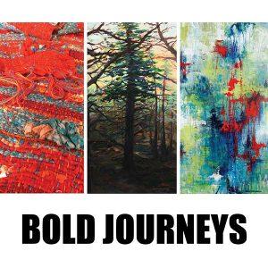 Bold Journeys Exhibition
