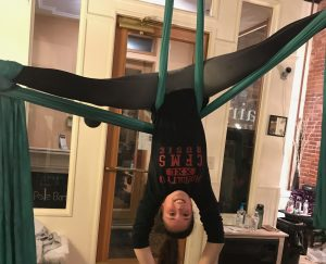 Kids Aerial Silks Classes