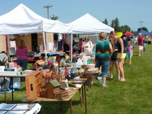 Stillwater Flea & Crafter Market - July