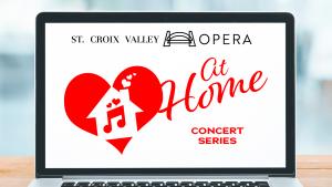 """At Home"" Concert Featuring John Moore, Baritone, ..."