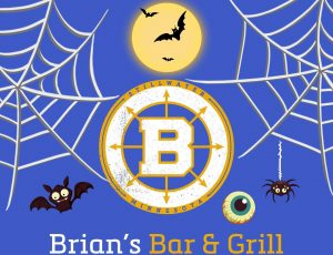 Brian's Annual Halloween Party