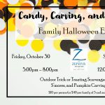 Candy, Carving, and S'more Family Halloween Event