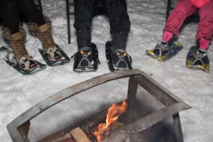 Full Moon Snowshoe & Bonfire Picnic