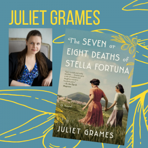 Juliet Grames, The Seven or Eight Deaths of Stella Fortuna.