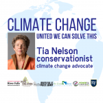 Climate Change: United We Can Solve This, Film and Discussion - Tia Nelson