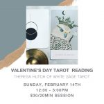 Valentine's Day Tarot Card Reading