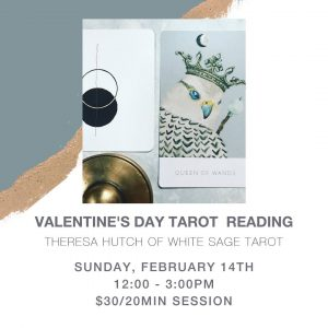 Valentine's Day Tarot Card Reading