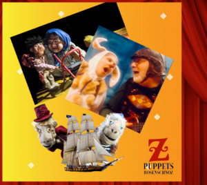 The Secret Life of Puppets: Around the World and T...